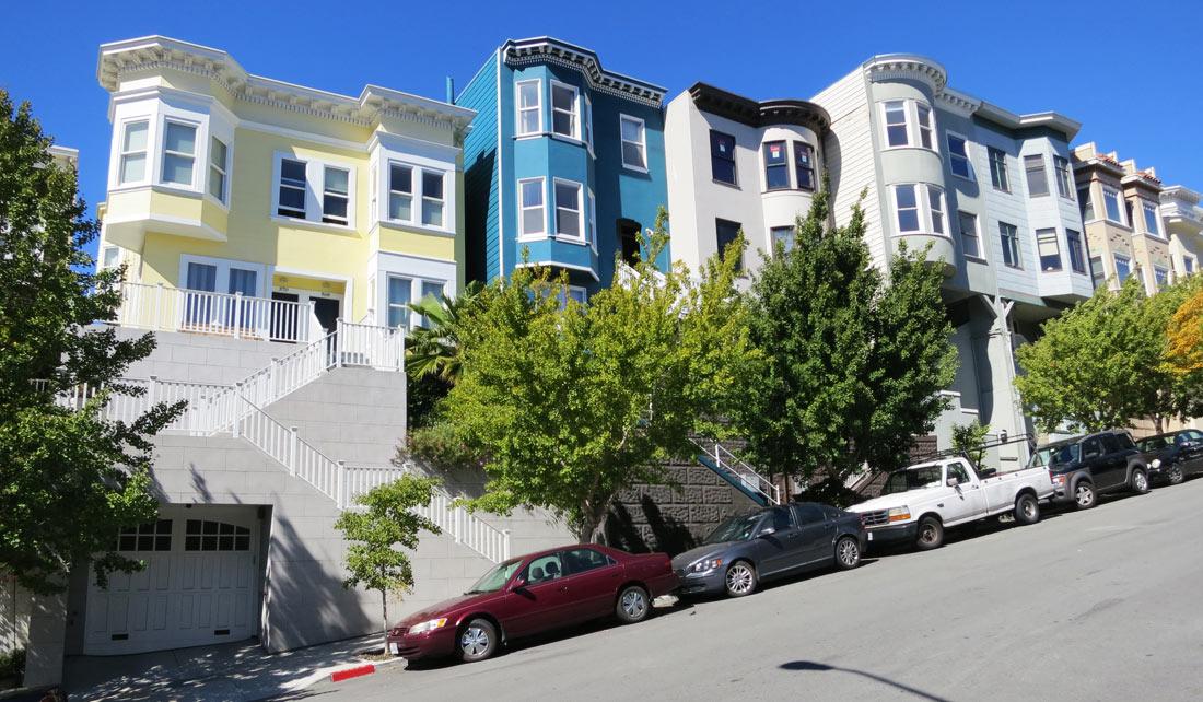 Colinas de San Francisco