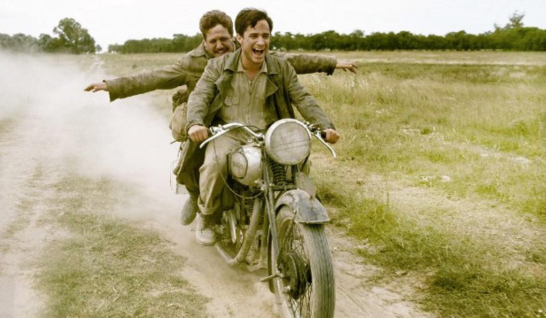 Diarios en motocicleta
