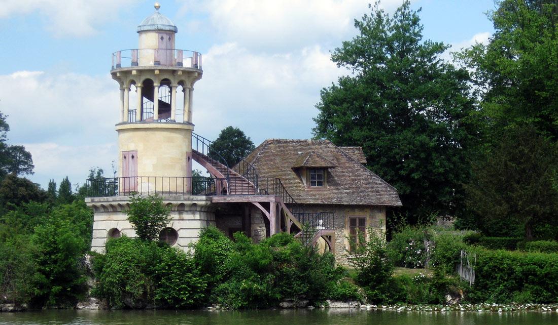 El molino de Versailles