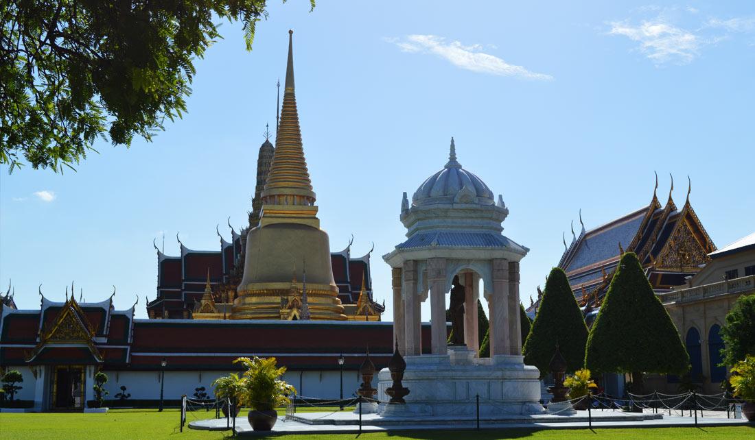 El Gran Palacio o Palacio Real de Bangkok
