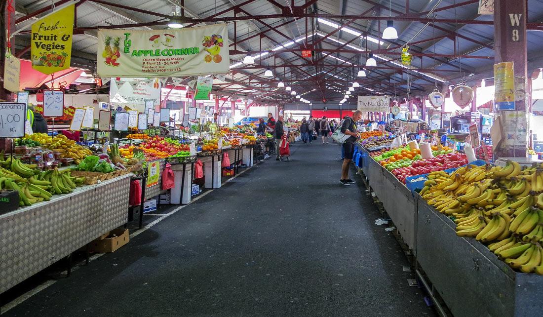 Queen Victoria Market (Mercado de la Reina Victoria)