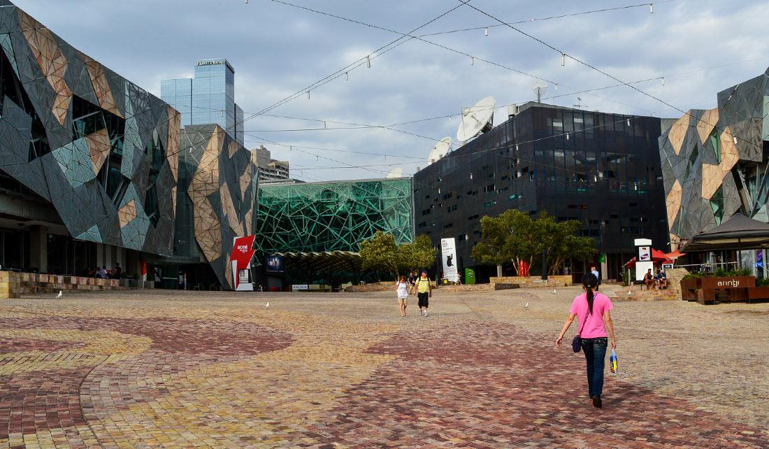 Plaza de la Federación
