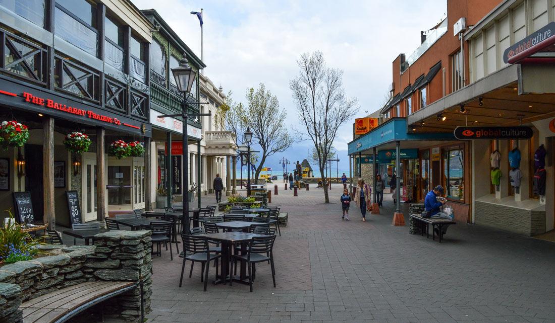 Centro de Queenstown