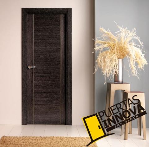 Catlogo Puertas de Interior Modernas  Puertas Innova SLU