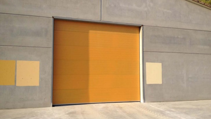 Recambios puertas seccionales