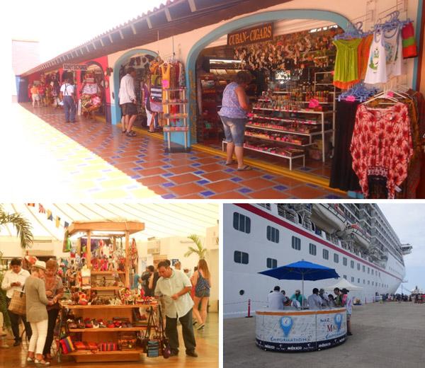Resultado de imagen de mazatlan terminal portuaria cruzeros