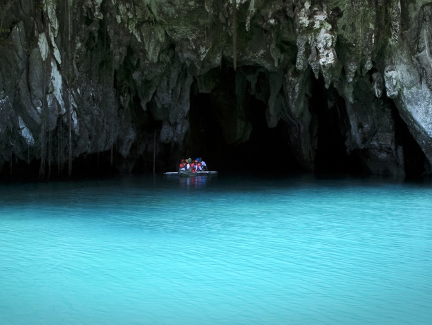 Puerto Princesa Subterranean River Park, one of the 7 New Wonders of Nature
