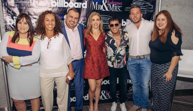 La revista Billboard celebra publicación de artículo sobre Puerto Rico