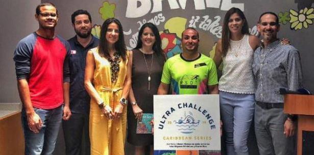 Buscará récord Guinness nadando entre las Islas Vírgenes Británicas y Puerto Rico