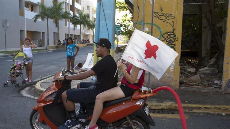 Cientos de motociclistas normalizaron su situación de conductores en Puerto Rico