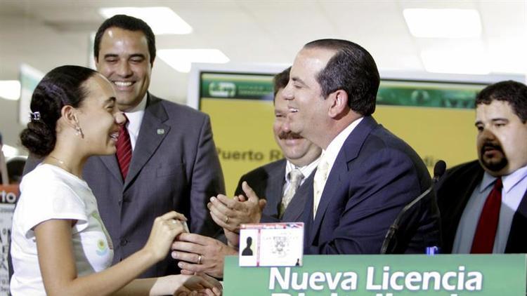 La Cámara baja de Puerto Rico aprueba extender a 8 años la licencia de conducción