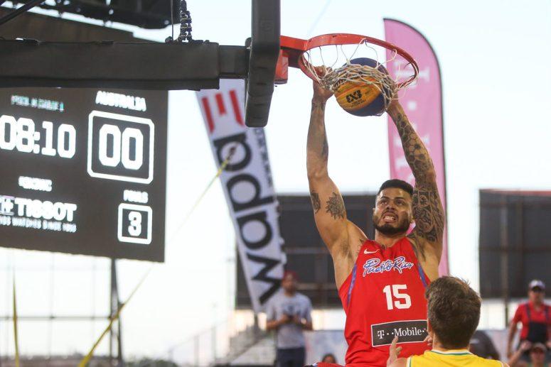 Detallan la participación de Puerto Rico en el Mundial FIBA 3×3