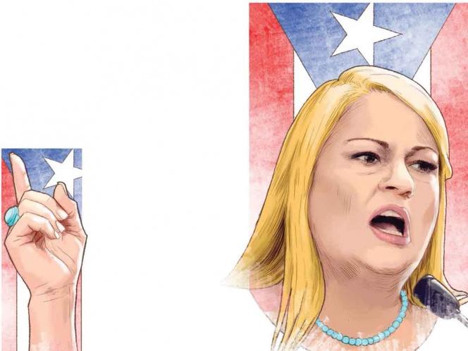Wanda Vázquez la impopular dama de la justicia en Puerto Rico