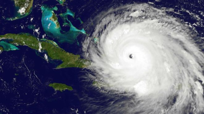 Se espera que la tormenta tropical Dorian se convierta en huracán cerca de Puerto Rico