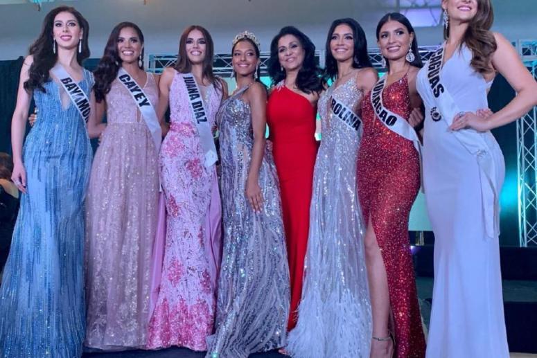 Seleccionan las seis finalistas a Miss Mundo de Puerto Rico 2019