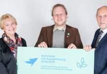 Im Rahmen des Weltaktionsprogramms wurde die Landeshauptstadt Erfurt erneut für Nachhaltige Bildung ausgezeichnet