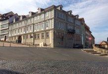 Forschungszentrum Gotha, Schlossberg 2