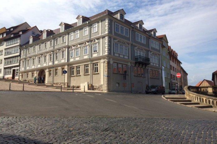 Gebäude am Schlossberg 2 in Gotha