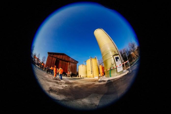 Winterdienst in Erfurt: Wir haben jetzt eine eigene Sole-Anlage