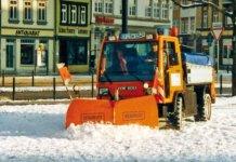 Winterdienst in Erfurt