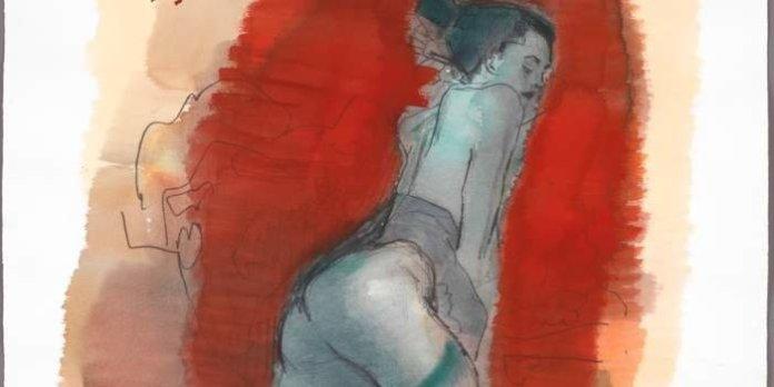 Schloss Molsdorf zeigt Erotisches aus Jost Heyders Atelier