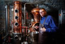 Destille Petersberg: Brand oder Geist  – das ist hier die Frage