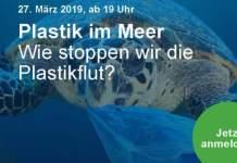 Plastik im Meer – Wie Stoppen wir die Plastikflut? Webinar an der Volkshochschule Erfurt