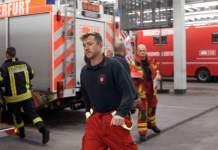 Erfurter Feuerwehrleute im Fokus einer Fotoausstellung im Erfurter Angermuseum