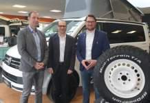 """Wirtschaftsbeigeordneter Steffen Linnert zu Gast beim Erfurter Unternehmen """"NTC Bus-Store"""""""