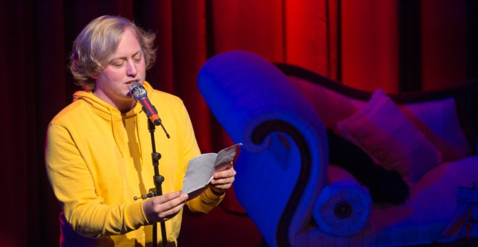 Erfurter Poetry Slammer Flemming Witt im Interview