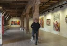 Künstlerführung am Sonntag in der Galerie Waidspeicher