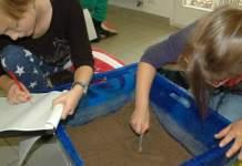 Schöpfen – Basteln – Schreiben – Graben: Vielfältiges Osterferienprogramm in den städtischen Museen