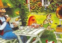 """""""Julchens Kochmobil"""" beim Mittsommerfest in der Kinder- und Jugendbibliothek"""