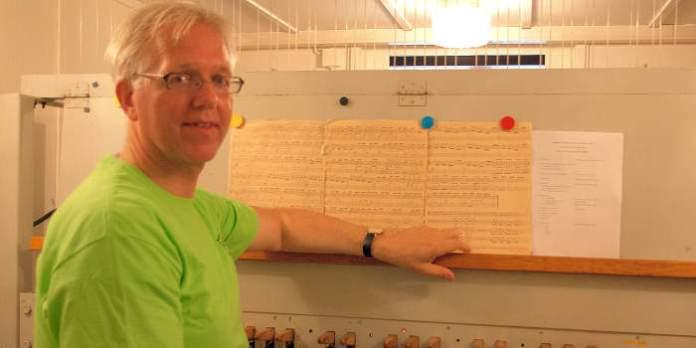 Carillonkonzert am 29. Juni mit Dick van Dijk aus den Niederlanden