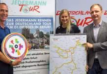 Die Deutschland-Tour kommt nach Erfurt