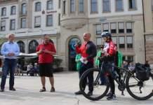 Erstmals sind über 1000 Erfurter beim Stadtradeln dabei