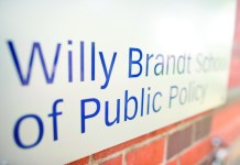 Willy Brandt School Of Public Policy