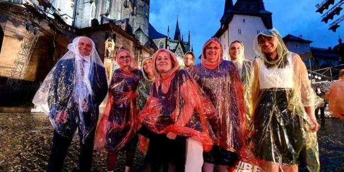 Bulgarische Delegation besuchte Partnerstadt Erfurt