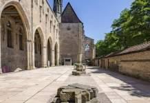 Hoher Chor der Barfüßerkirche im August geöffnet