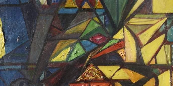 Vortrag über Inspirationsquellen im Werk Adolf Hölzels