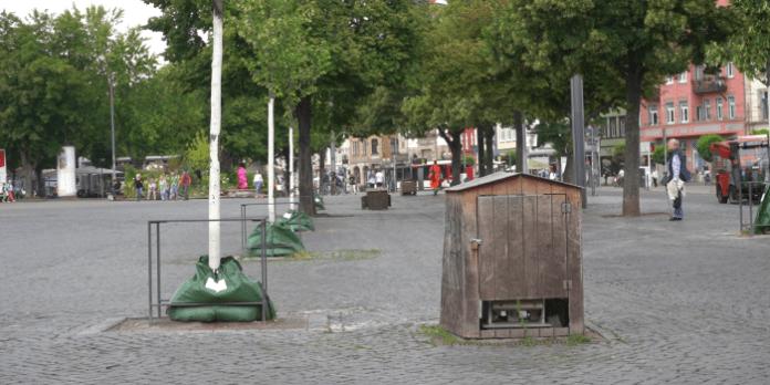 Wasser für Erfurts Stadtgrün
