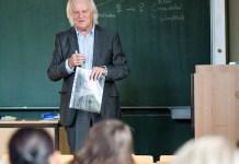 Vorlesung am Erfurter Kolleg