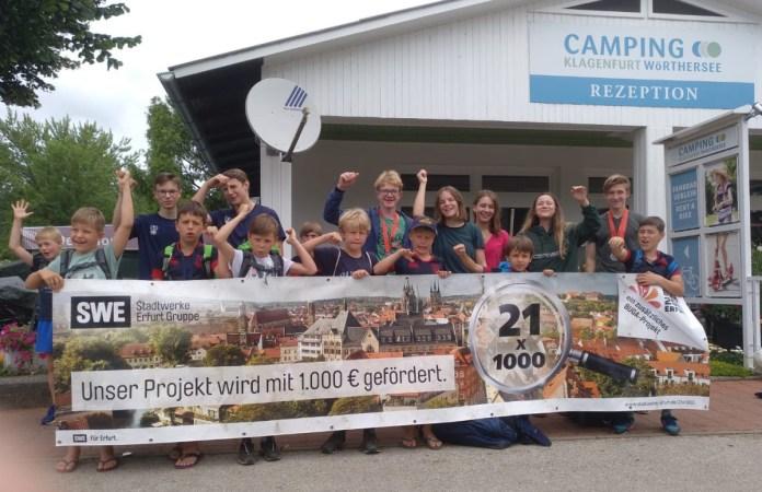 United World Games: Edith-Stein-Schule Erfurt war dabei