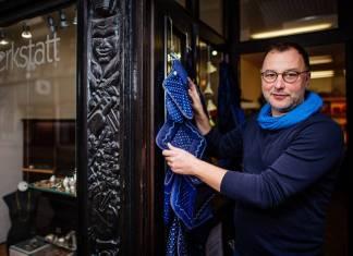 Dürerhaus Erfurt: Beim Färben gibt es kein Vielleicht