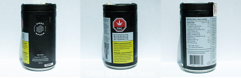 10 mg/ml THC Beverage by Tweed