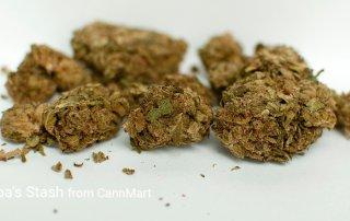 18.21% THC Grandpa's Stash by CannMart