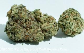 22.36% THC Krypto Chronic #2 by Sugarbud