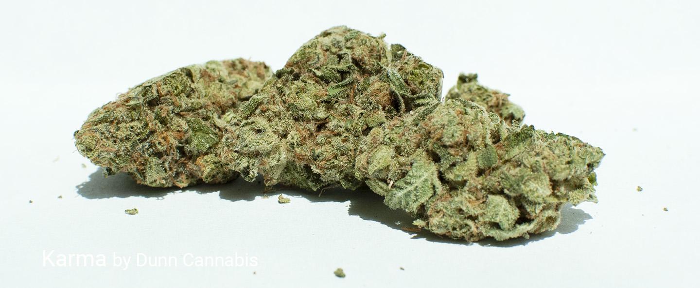 22.0% THC 2.01% Terpenes Karma by Dunn Cannabis
