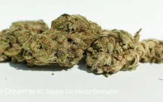 17.05 % THC Tangerine Dream by RC Supply Co