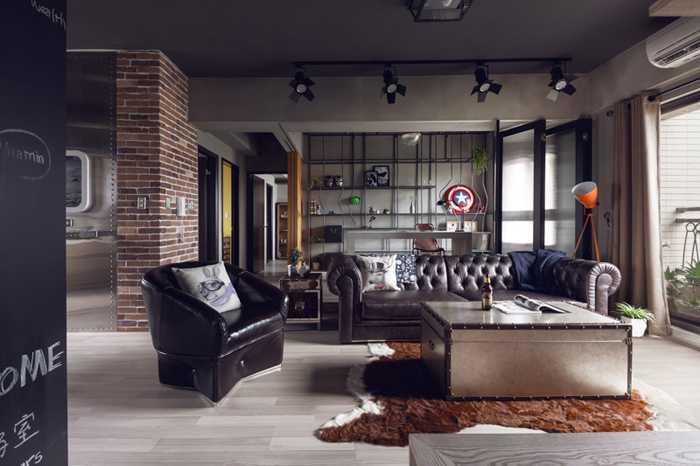 Stylish Apartment In Taiwan Photos Ideas Design